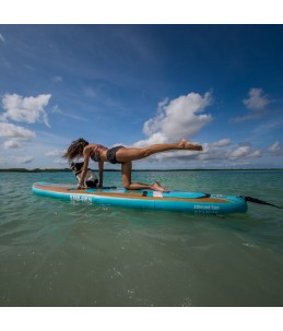 Ideal para practicar SUP yoga