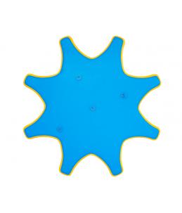 Yoga Star botton side