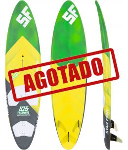 Figi windsurf board carbono